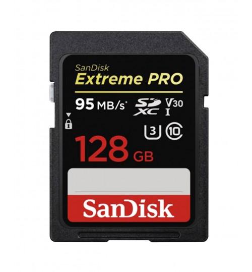 Paměťové médium SD 128GB