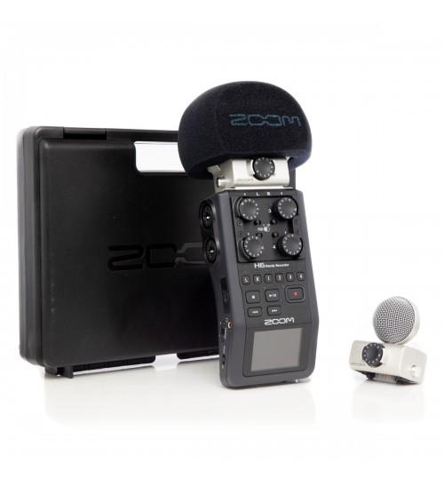 Digitální zvukový záznamník ZOOM H6 - SET