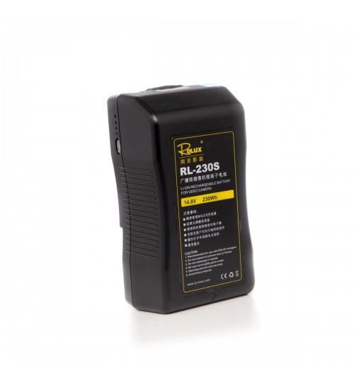 Baterie Rolux RL-230S V-Mount (230Wh)