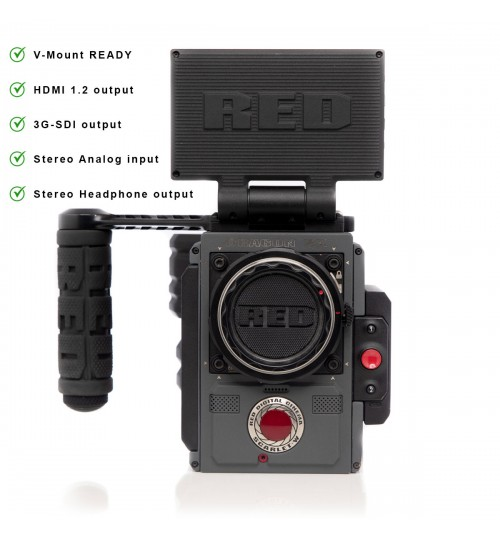RED SCARLET-W 5K - FILM SET (V-mount)