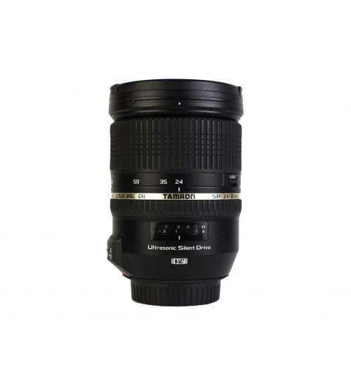 Zoom objektiv Tamron AF SP 24-70mm f/2,8 Di VC USD