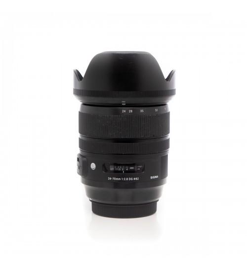 Zoom objektiv SIGMA 24-70mm f/2,8 DG OS HSM Art