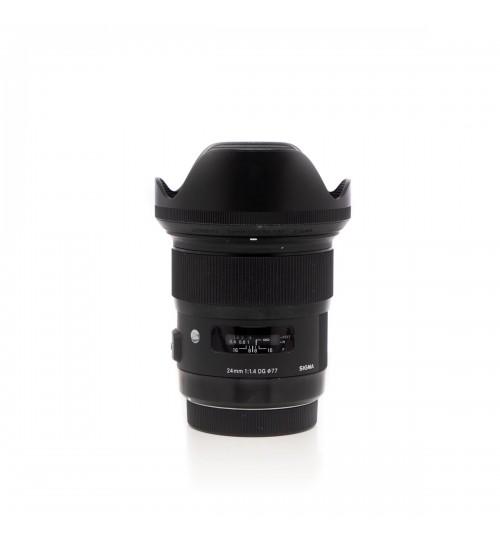 Objektiv SIGMA 24mm f/1,4 DG HSM ART Canon