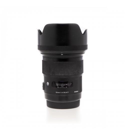 Objektiv SIGMA 50 mm f/1,4 DG HSM ART Canon