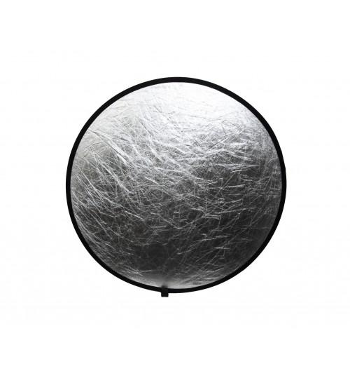 Odrazná kruhová deska 2v1 80cm